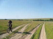 Велопоход на реку Осетр