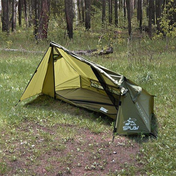 Отзыв и небольшой обзор палатки Splav Settler R
