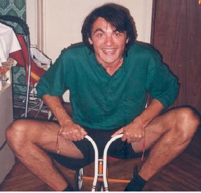 Велопутешественник и гений велосипедной инженерии Сэм Чёрний