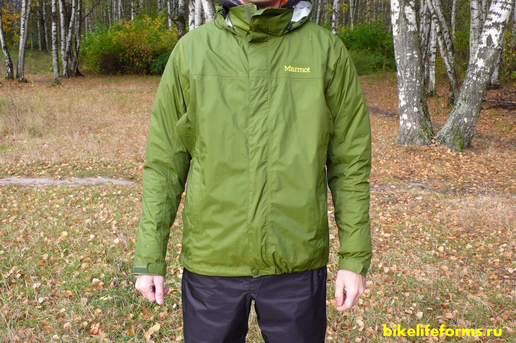 Marmot precip jacket review