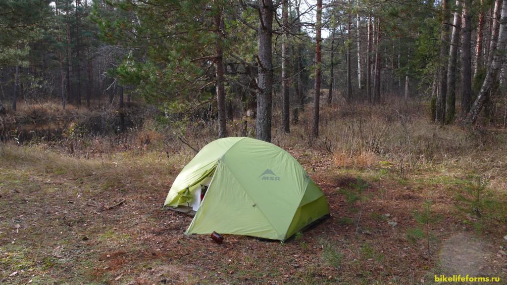 палатка MSR HUBBA HP