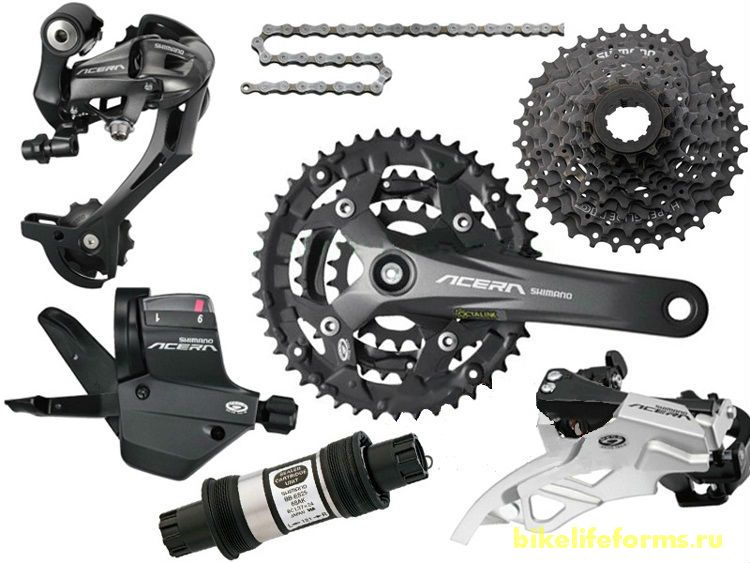 Shimano acera review