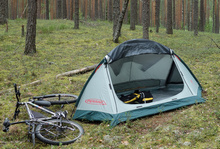 Обзор палатки Ferrino MTB 2: своя рубашка ближе к телу?