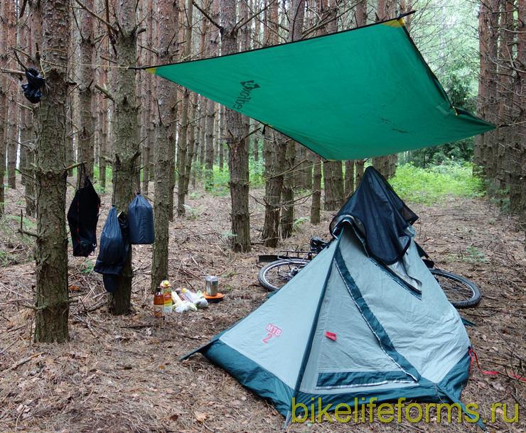 палатка Ferrino MTB 2