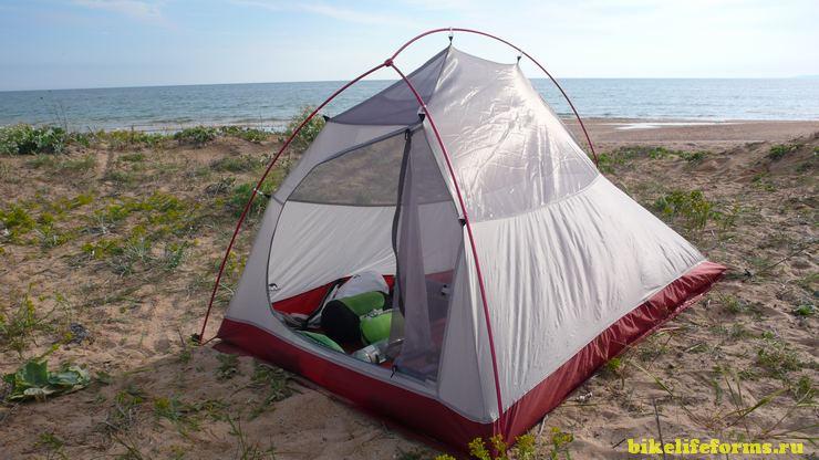 Китайская палатка Naturehike c торговой площадки Aliexpress — отзыв и обзор