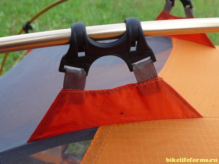 Крепеж дуг к внутренней палатке  Marmot Limelight 2P