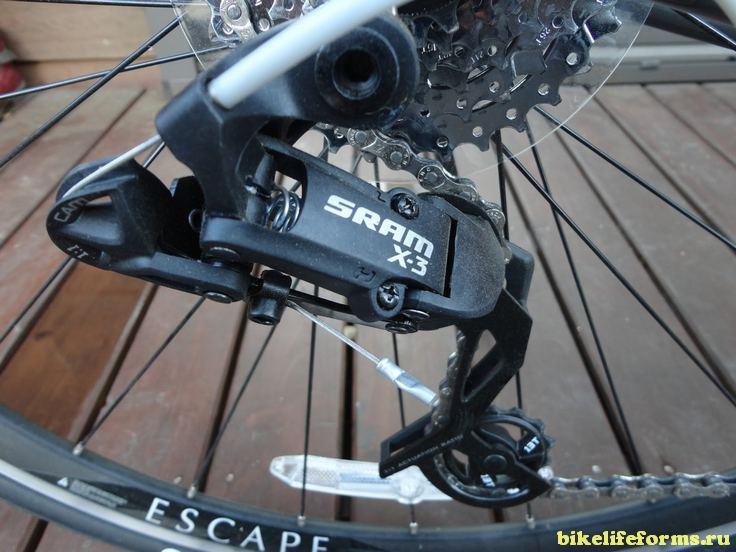 SRAM X3 отзыв и обзор