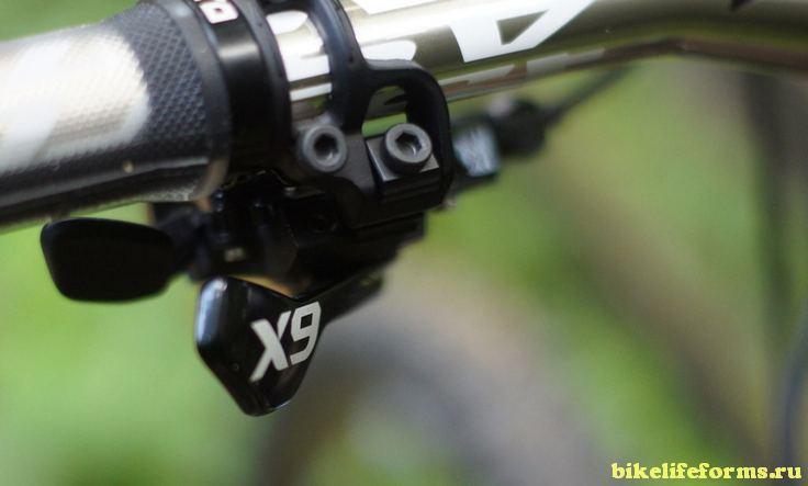 SRAM X9 Отзыв и обзор