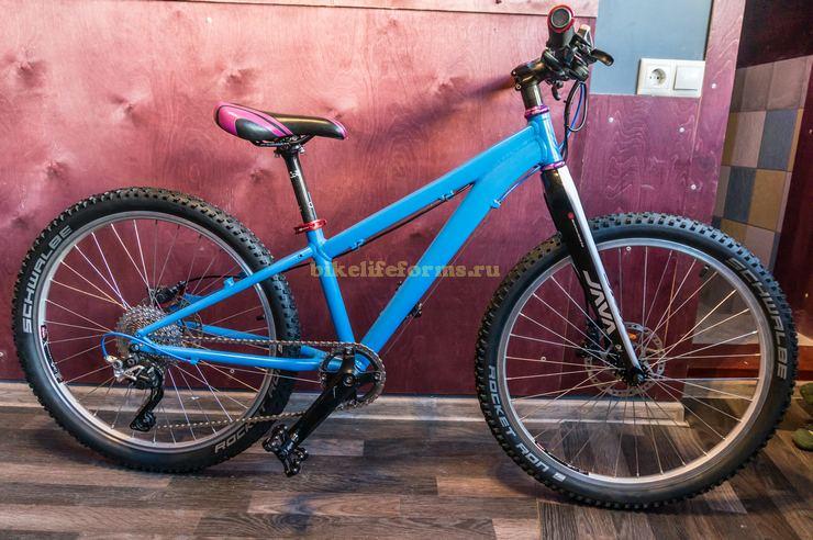 Легкий велосипед для подростка