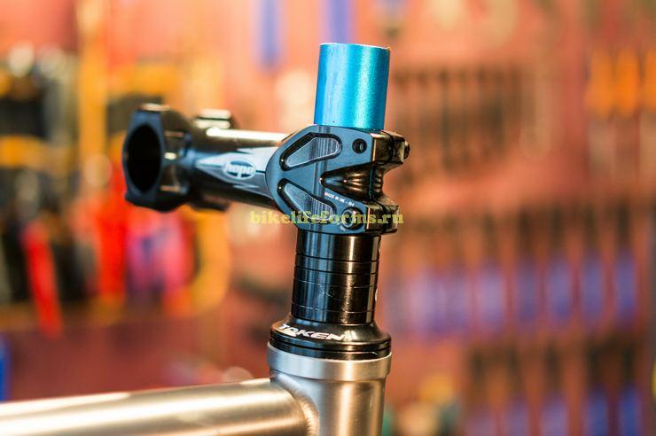 Кастомный велосипед, или custom bike