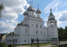 Русский Север 2016. Часть 2: Вологда