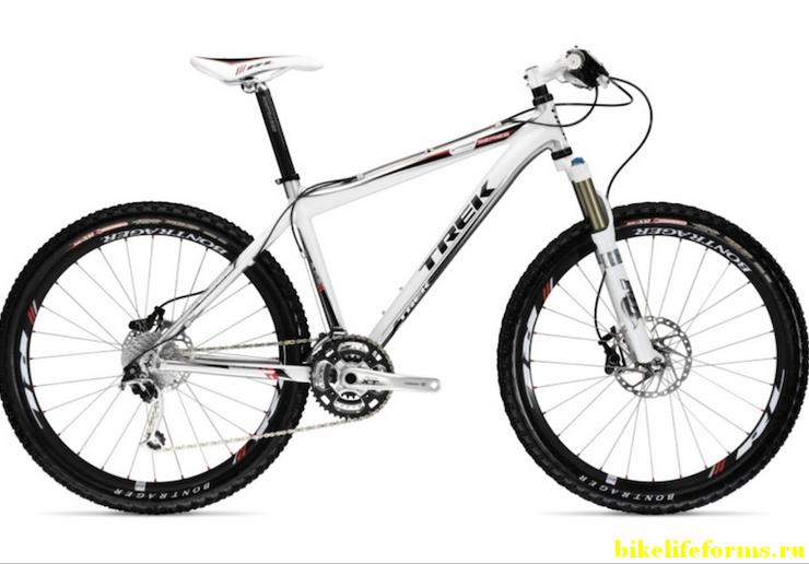 Trek 8000 серии одна из лучших велосипедных рам прошлых лет