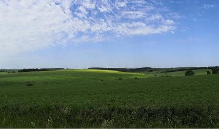 От Льгова через Орловское полесье вдоль Рессеты на Калужские земли