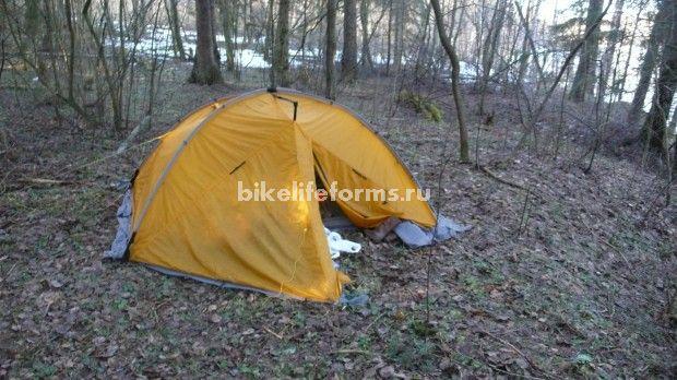 палатка Снаряжение оберон 3