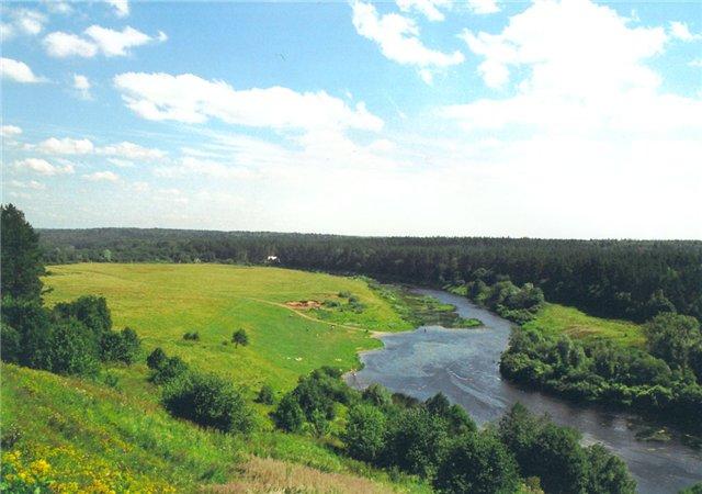 Велопоход вдоль реки Угра