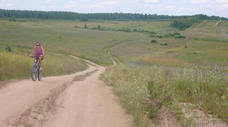 Велопоход по ярославской области берегами рек Нерль и Шаха