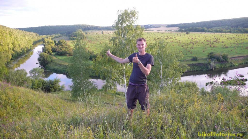 А я люблю русскую природу. Приезжайте к нам на Красивую Мечу !!!