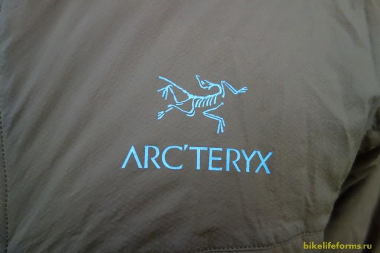 Дима носит Arc'teryx.