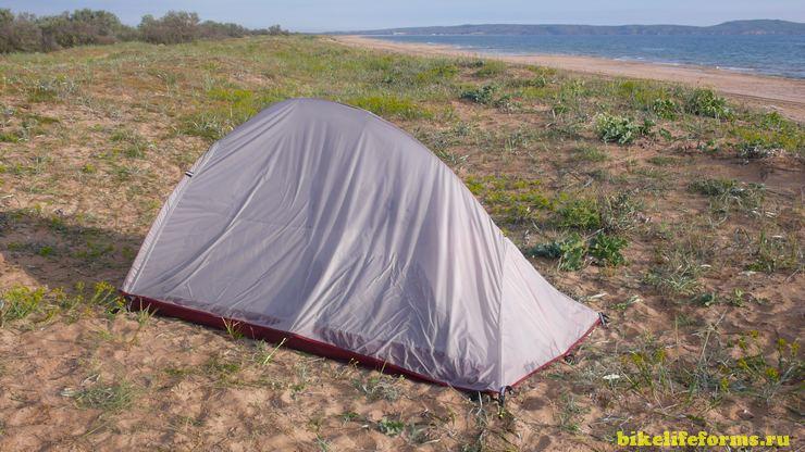 Палатка с Aliexpress