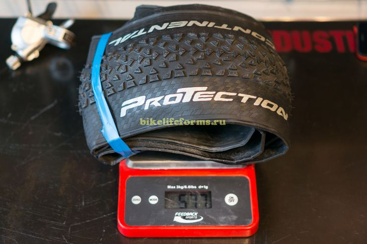 Сontinental race king 2.2 review