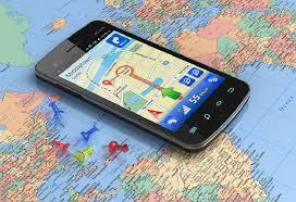 Любительская GPS навигация смартфоном. Спутниковые оффлайн карты к программам RMAPS и OsmAnd.