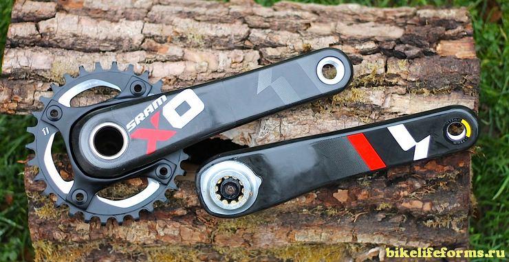 SRAM X 01 отзыв и обзор