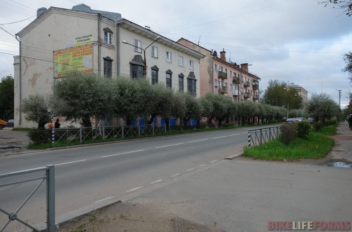 дома на Карельской улице