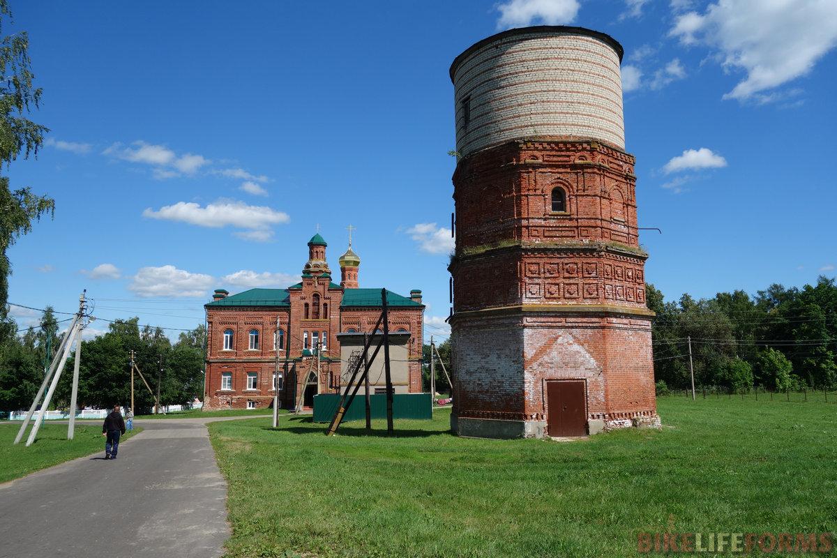 Понетаевский монастырь бывший