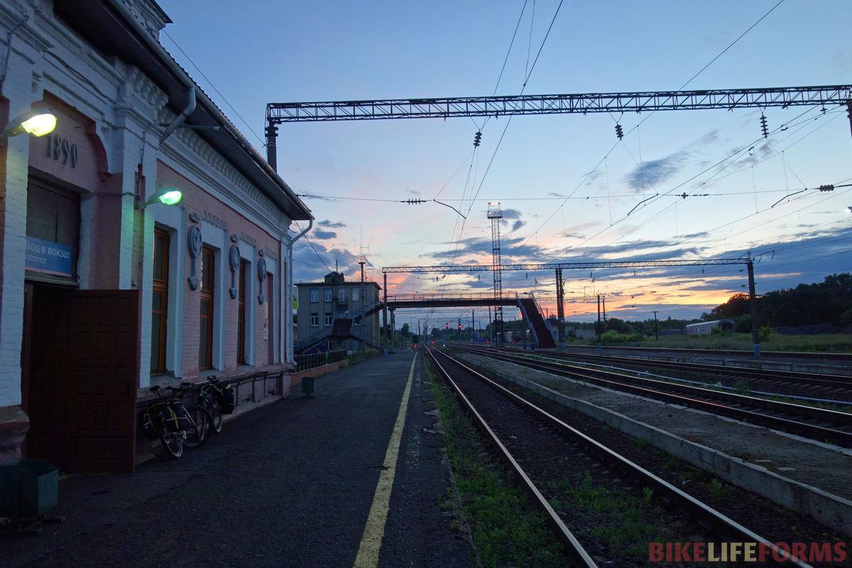 станция Раненбург ЮВЖД