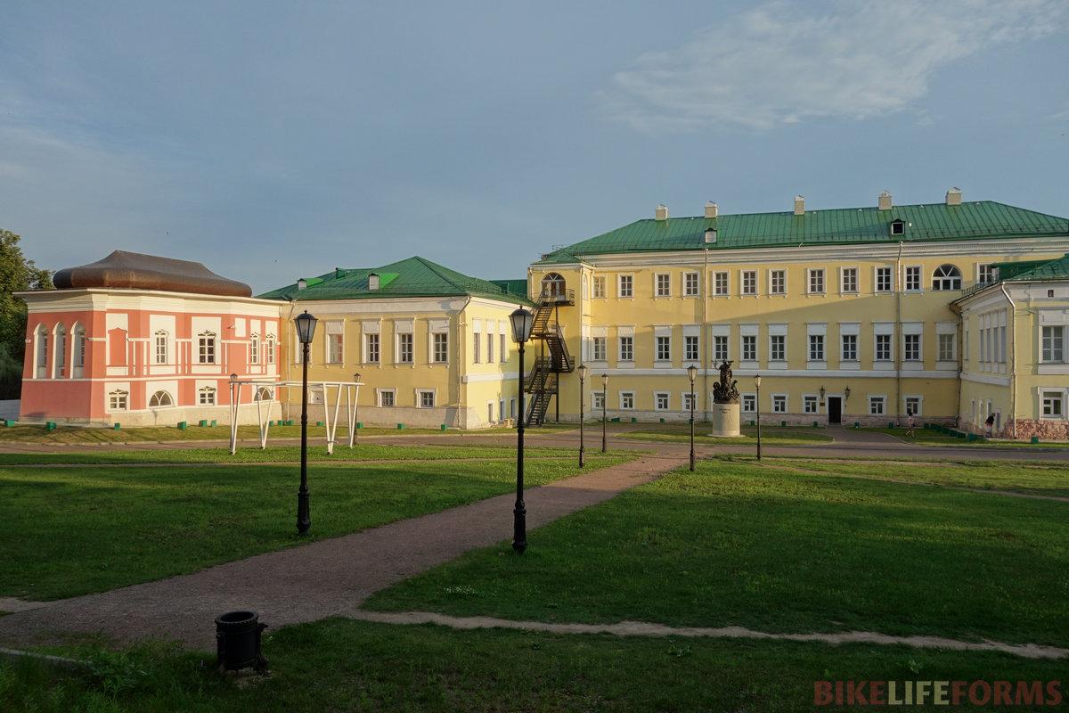 дом-дворец Баташовых