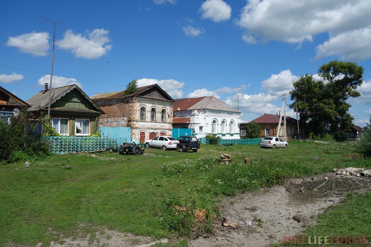 село Потьма
