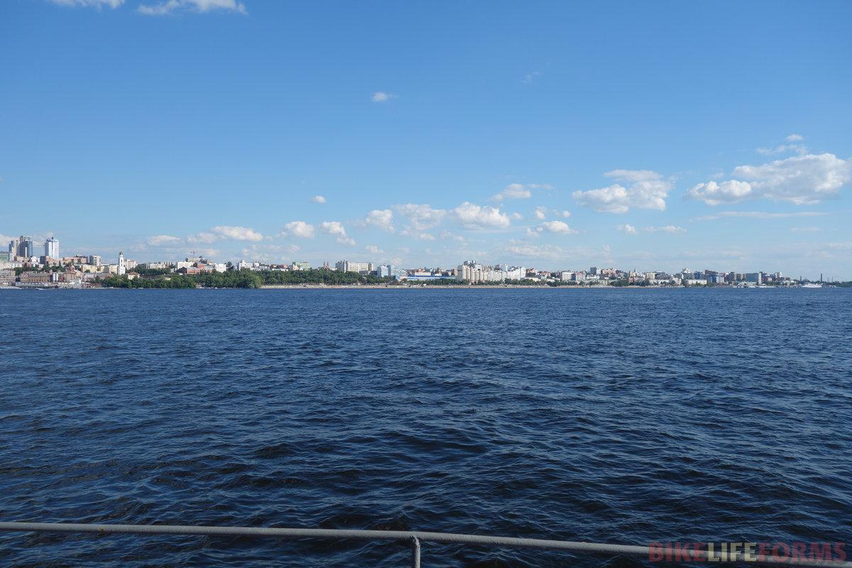 Волга у Самары