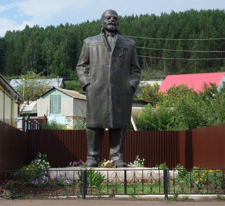 Ленин тюркский в Стерлибаше