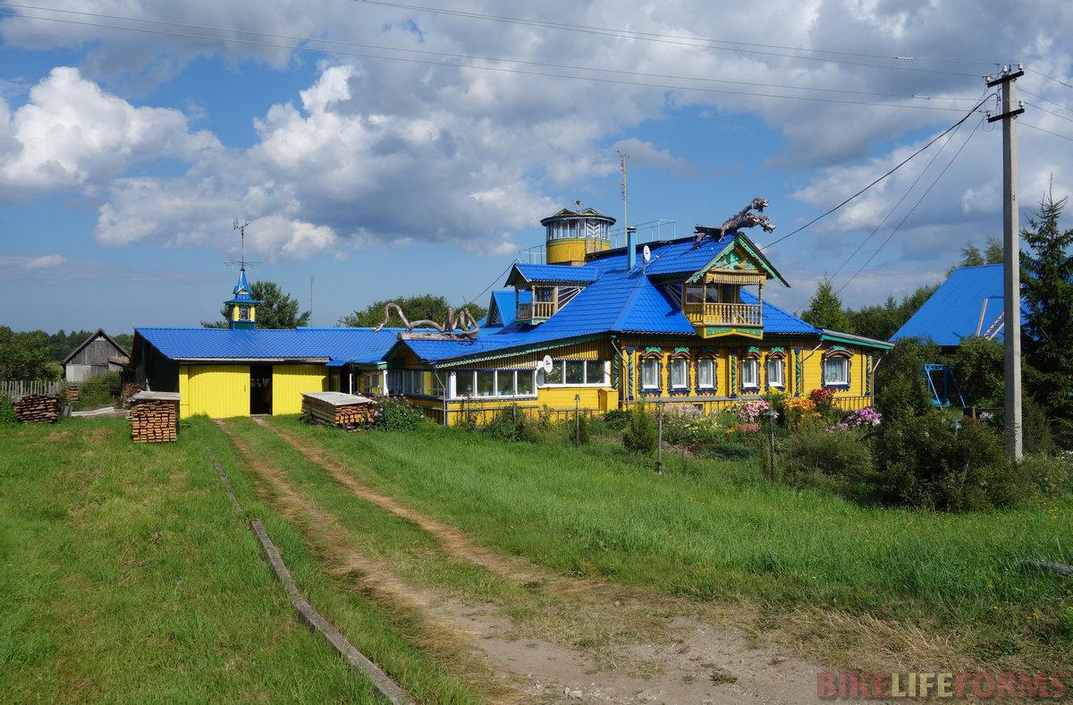 дом с драконом, Дурасово