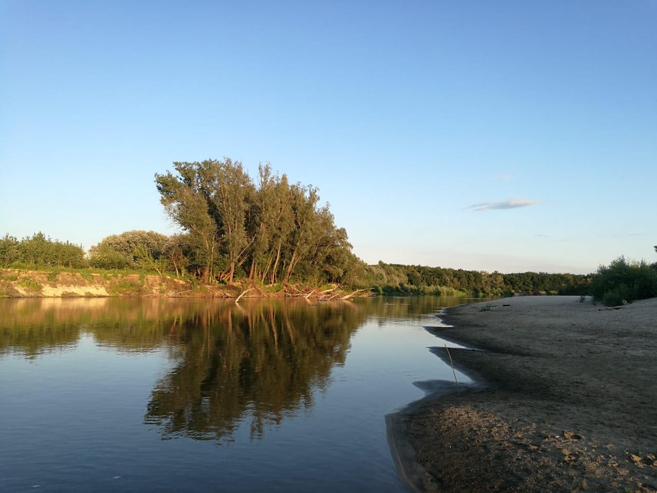 Прощай Новохопреск! Чтоб я так жил. Всего 3-4 км от города, а места просто дичайшие!