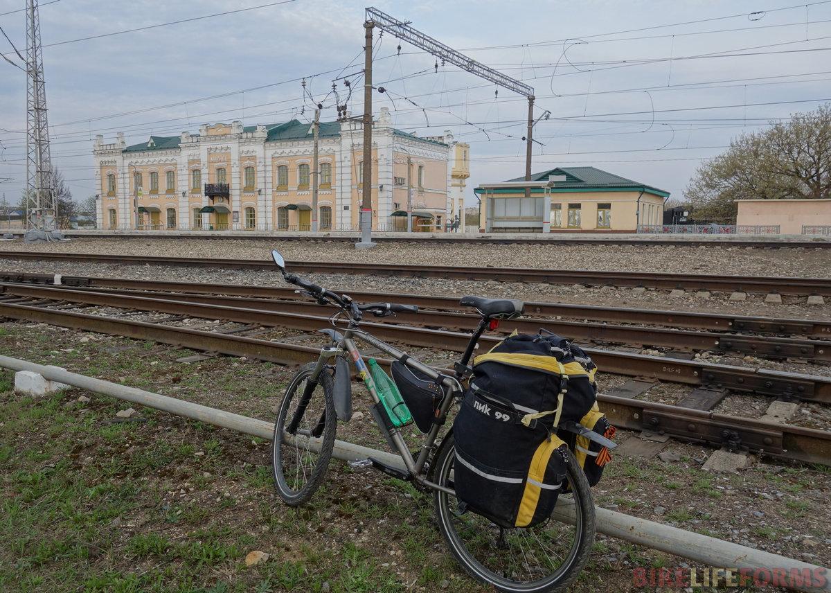 DEAN Titanium goes to Mtsensk
