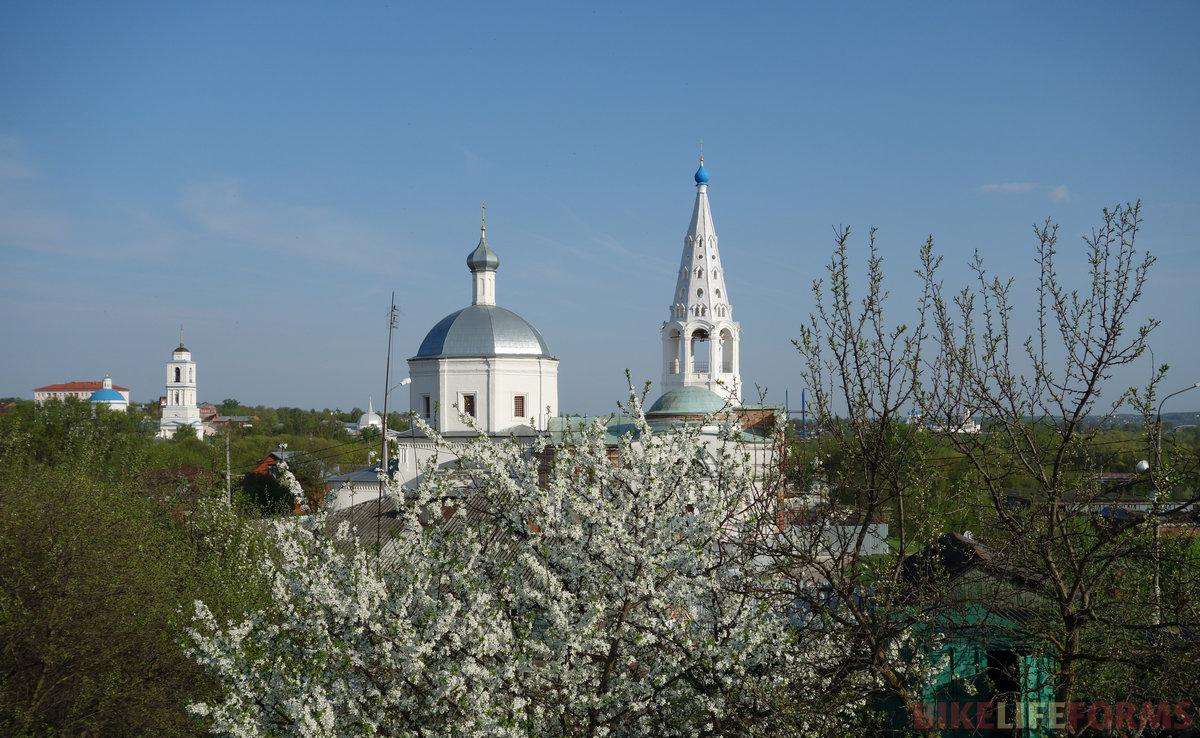 соборная гора, Серпухов