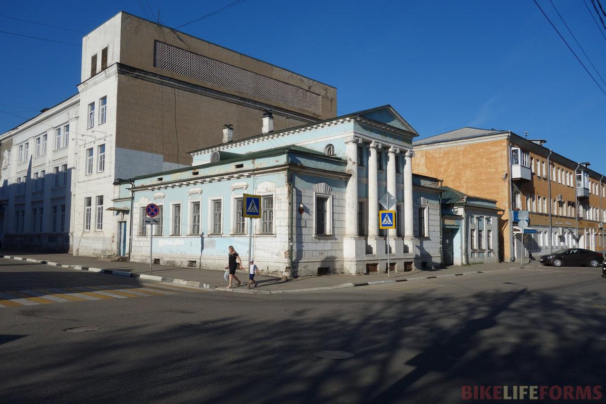 усадьба Корвин-Литвицких, нач. 19 века