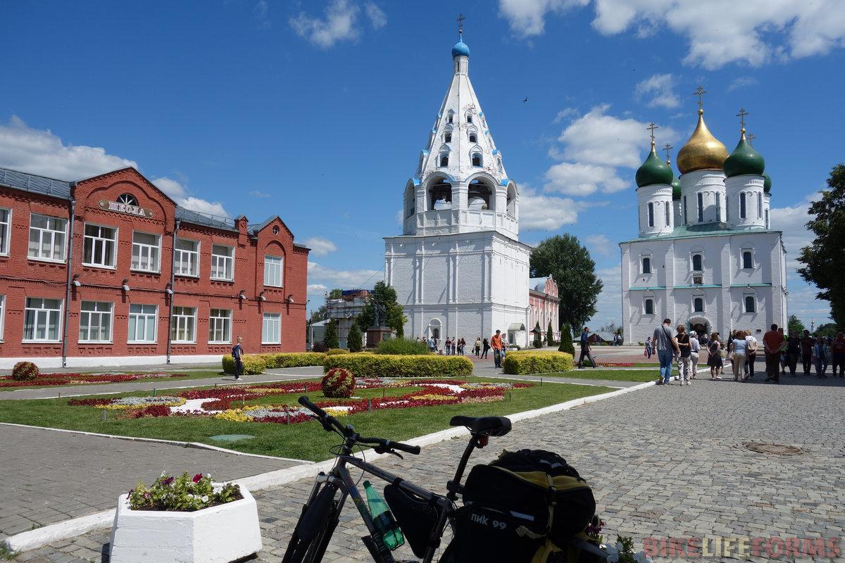 коломенский кремль, храмы