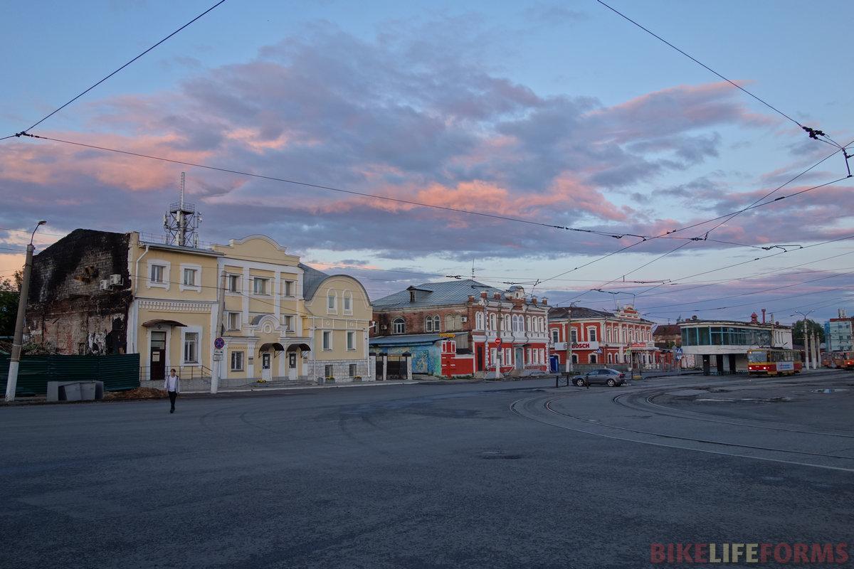 центр Барнаула