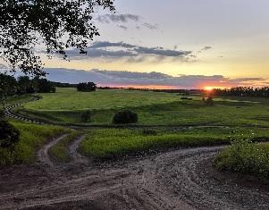 Велопоход от Ефремова до Коломны: собирая речки и водоемы Тульской области