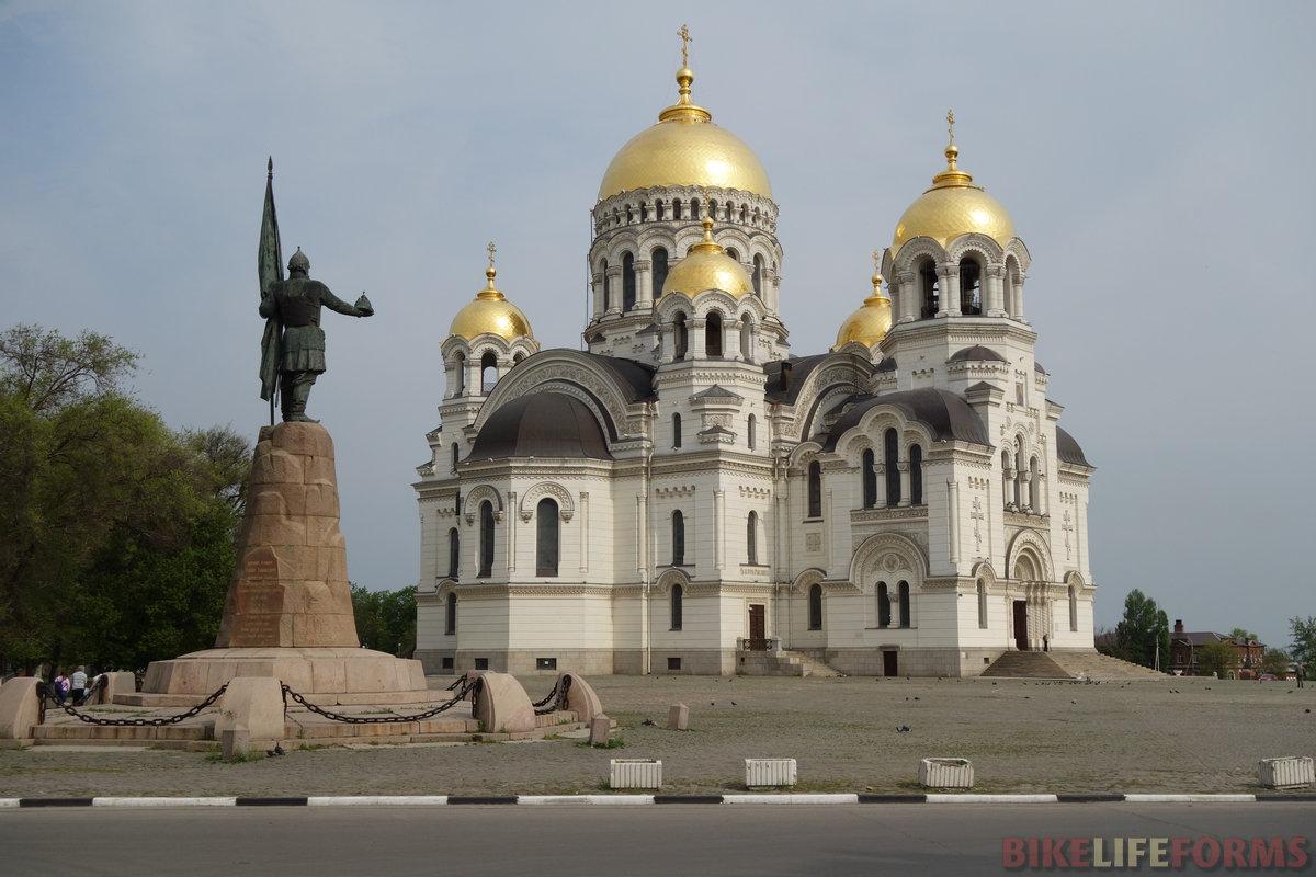 главный храм Донского казачества, Новочеркасск. Третий по величине православный собор в мире