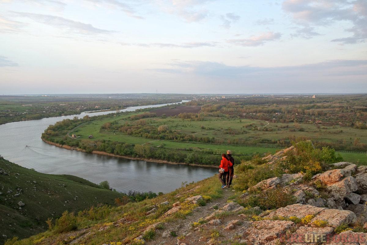 да, очень даже может быть, это и вправду самое красивое место Ростовской области!