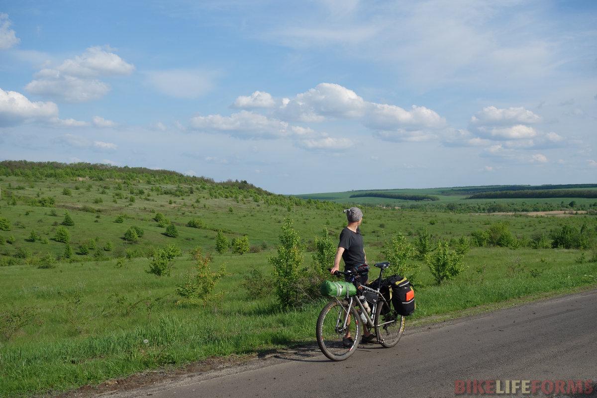 последние километры Ростовской области. Грушевые склоны