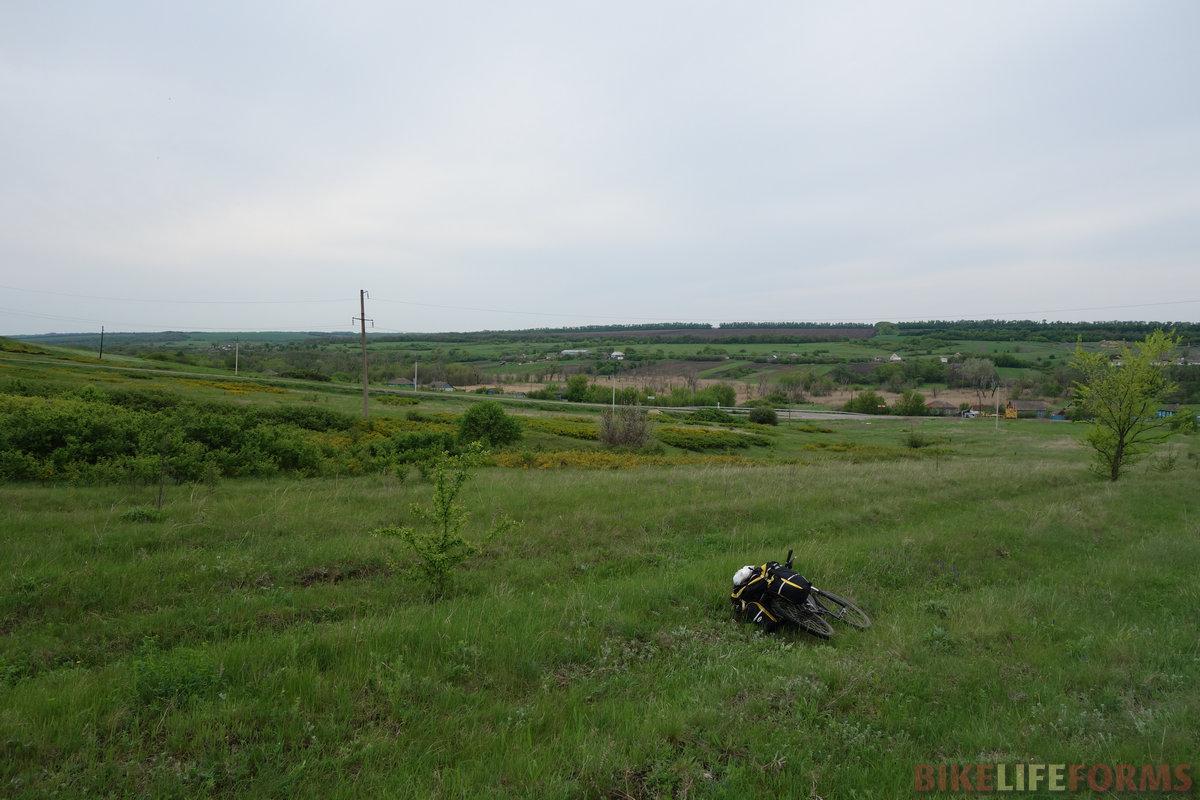 природа, по сути, та же, что и на севере Ростовской