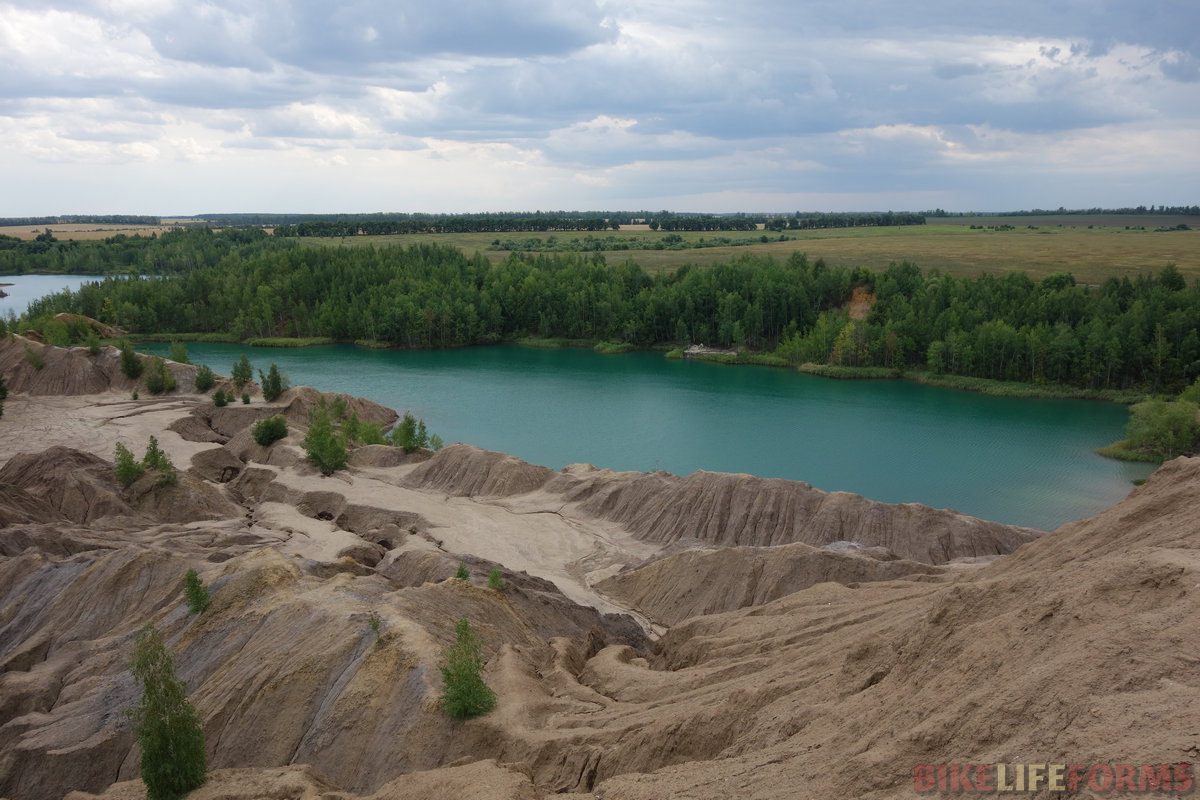 шахтеры Мосбасса и не думали, что их творения станут туристической примечательностью. Нужно было давать стране угля