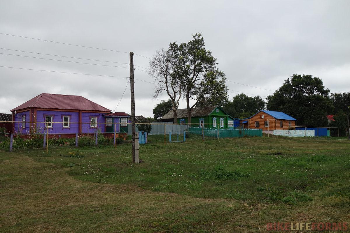 развеселое село