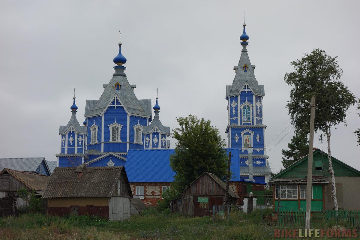 село Осино-Гай - родина Зои Космодемьянской
