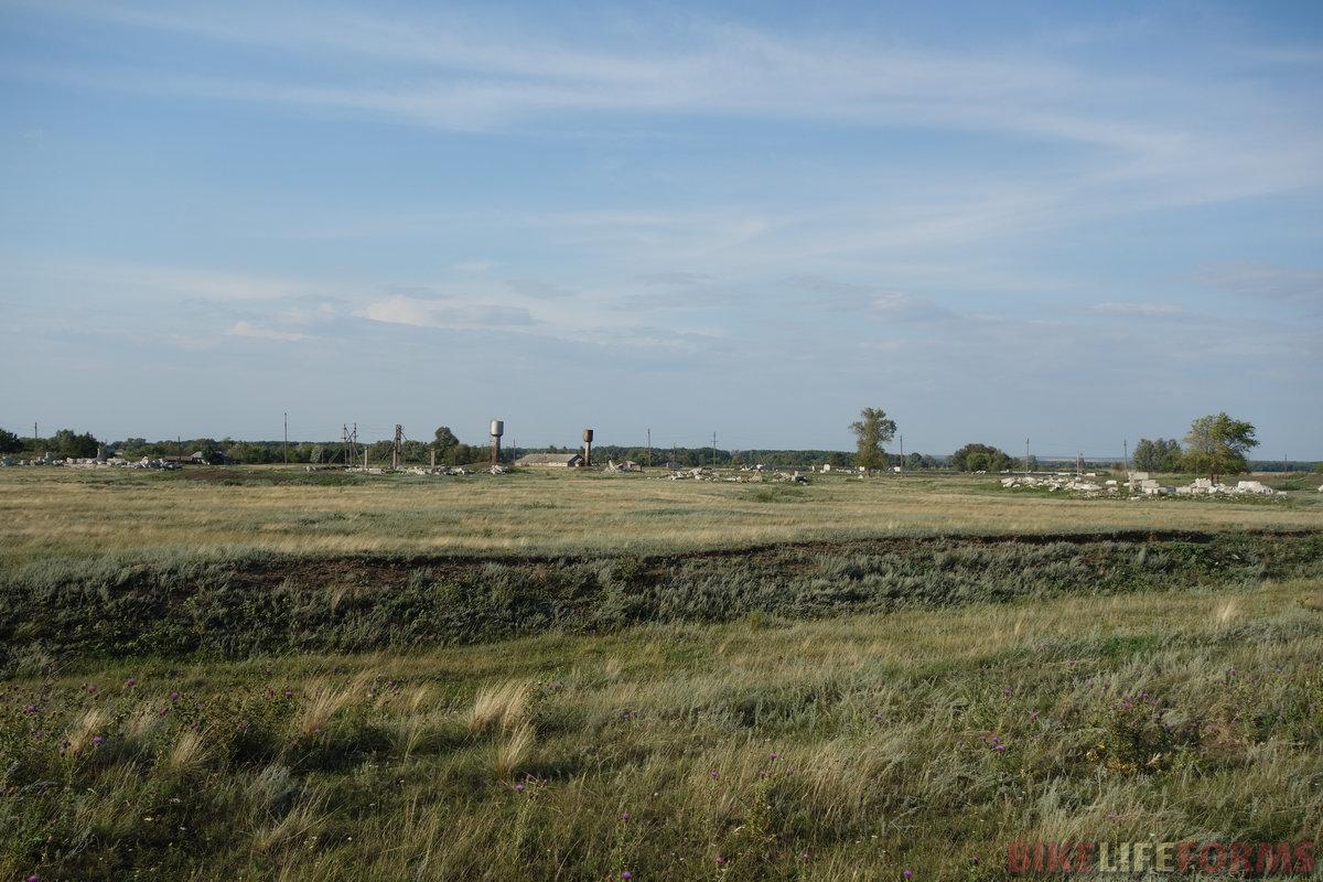 развалины сельского хозяйства