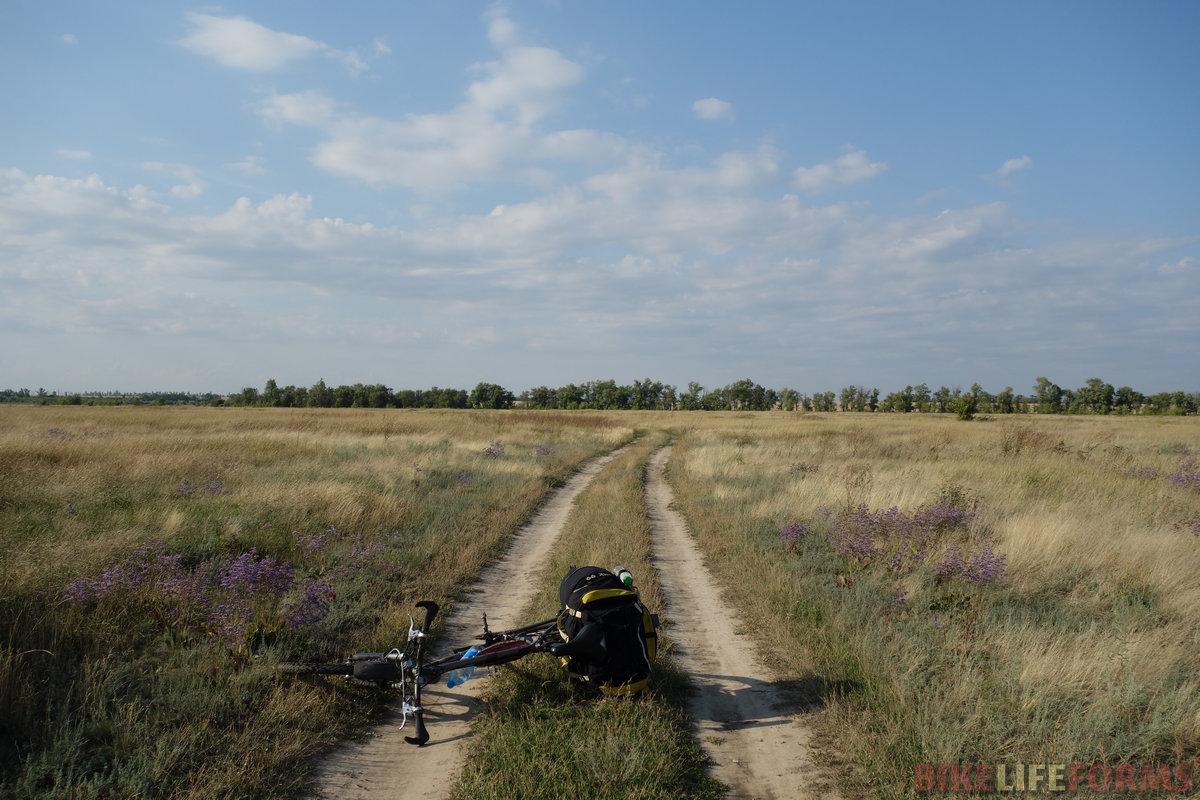от Рудни мой путь повернул на северо-восток, в сторону Саратова